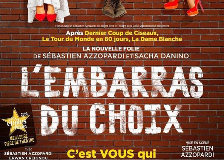 L'Embarras Du Choix à Paris 8ème