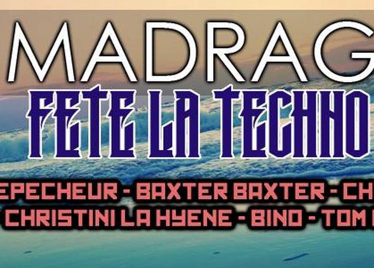 La Madrague fête la techno à Marseille