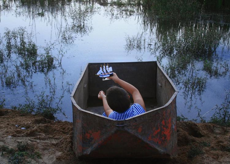 L'enfant océan à Nogent sur Marne