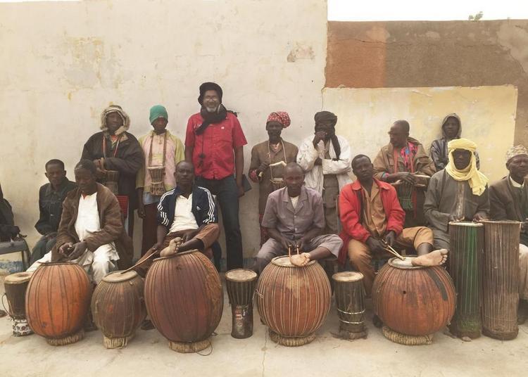 L'Ensemble de tambours de Maradi à Grenoble
