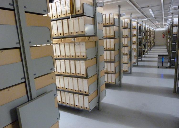 L'envers Du Décor - Visites Guidées Des Archives. à Rennes