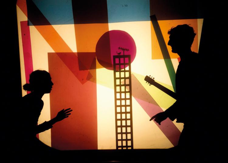 L'épopée d'un pois - théâtre d'ombre et musique à Thourotte