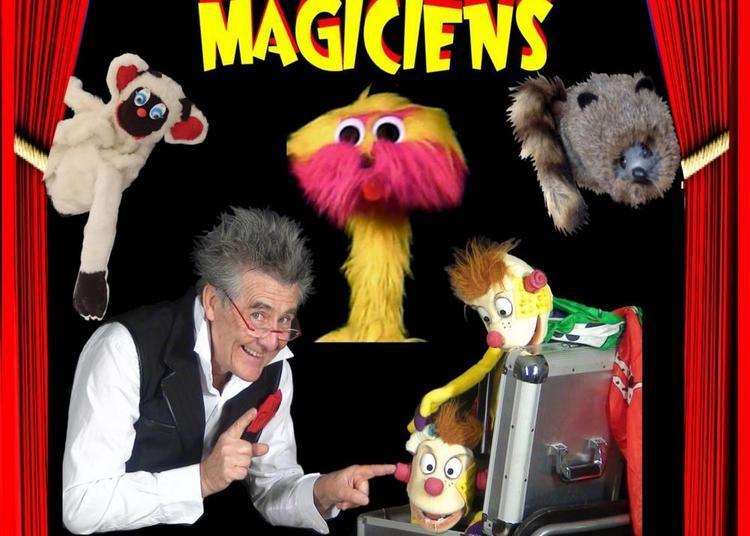 L'épopée magique des apprentis magiciens à Aix en Provence