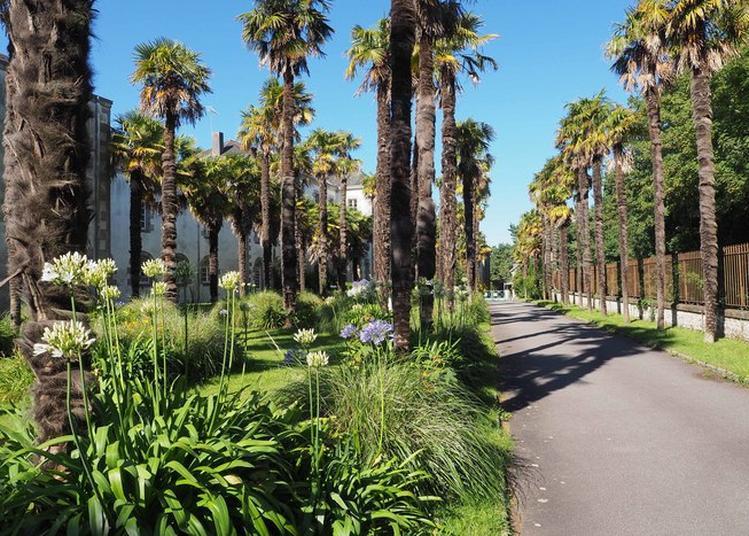 L'epsm Gourmelen : Visite Libre Du Parc Paysager à Quimper