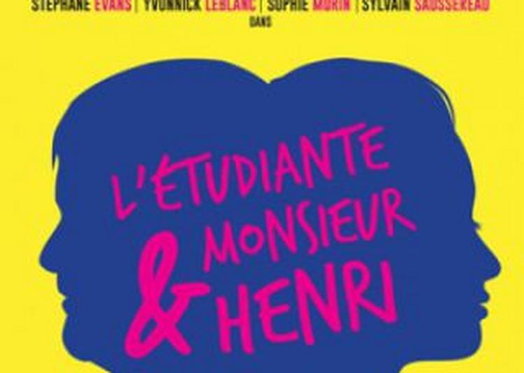 L'Étudiante & M. Henri à Nantes