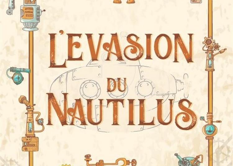L'évasion Du Nautilus à Coulommiers