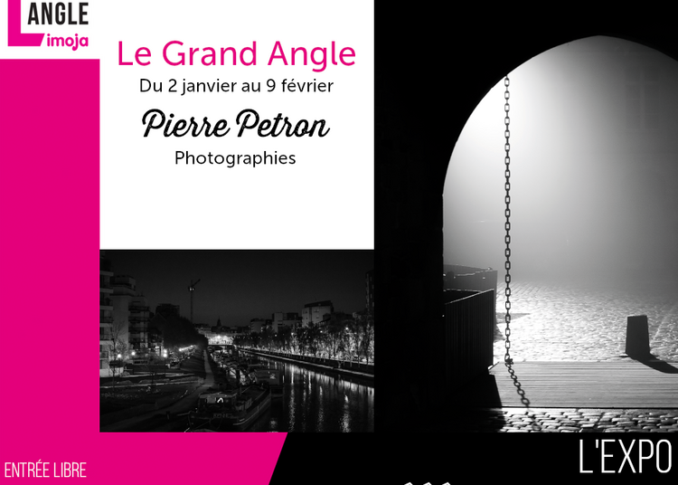 L'Expo | Pierre Petron Photographies à Rennes