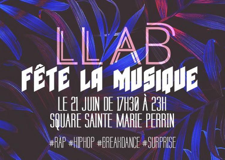 L'Exquise by LLAB (Fête de la Musique 2018) à Lyon