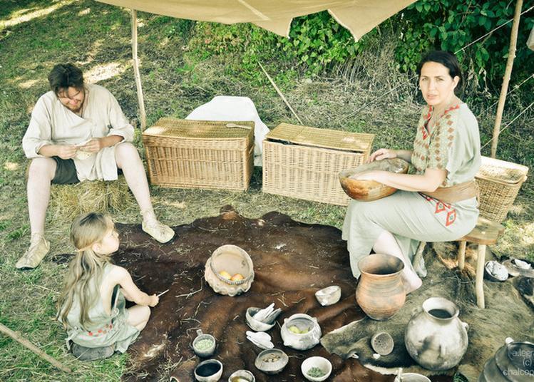 L'histoire Comme Si Nous Y étions... à Laon