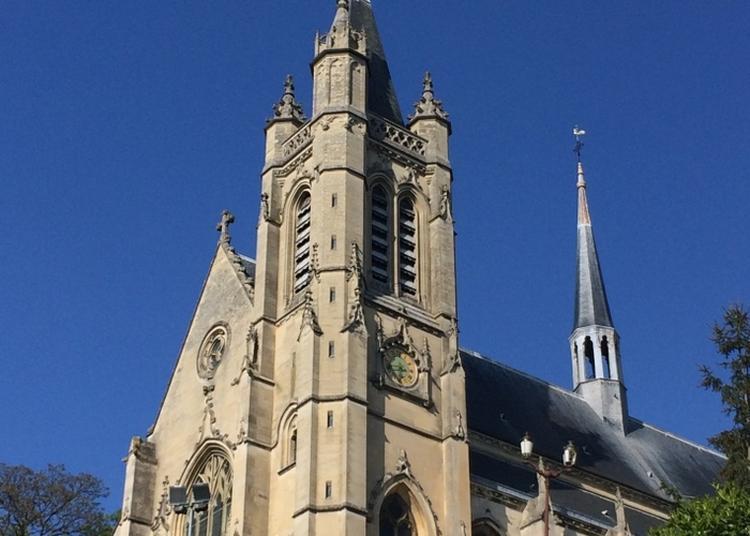L'histoire De La Collégiale Saint-martin à Montmorency