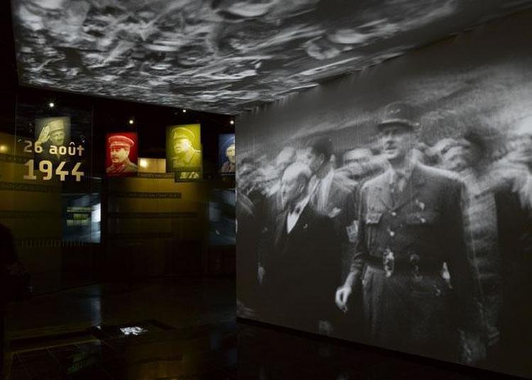 L'historial Charles De Gaulle à Paris 7ème