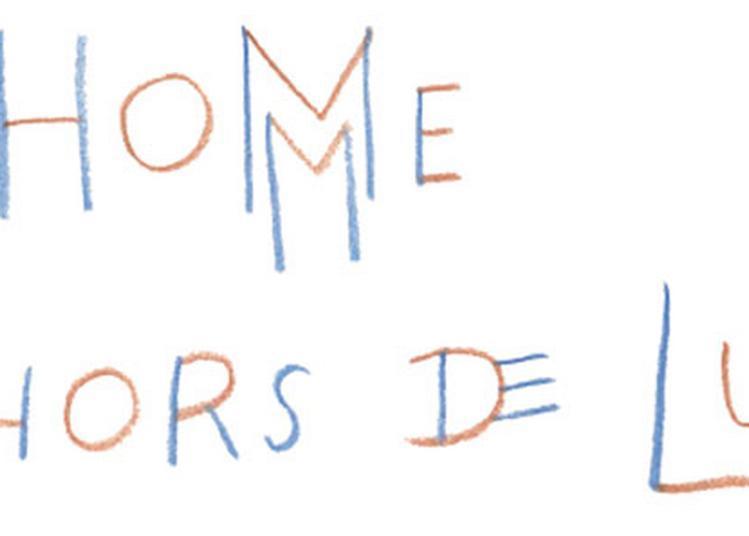 L'Homme Hors De Lui à Paris 20ème