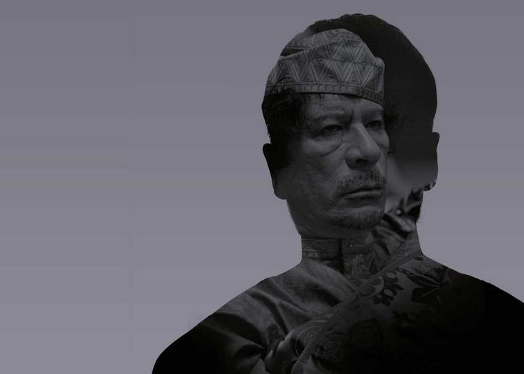 L'homme Qui Tua Mouammar Kadhafi à Alfortville