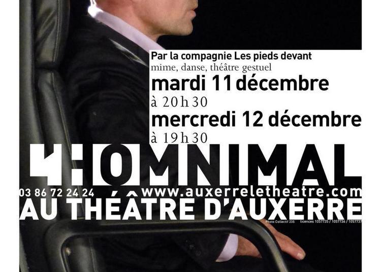 L'homnimal à Auxerre