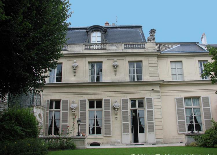 L'hôtel De Noailles En Réalité Augmentée à Saint Germain en Laye