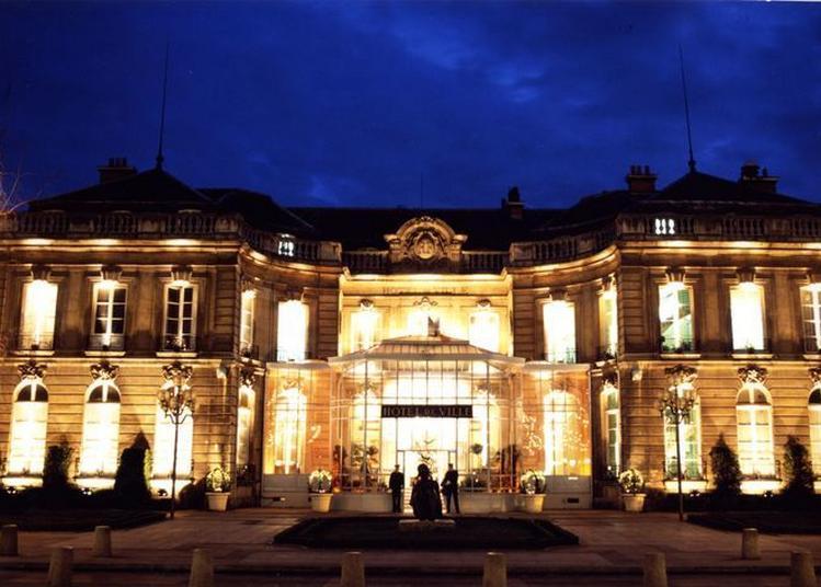 L'hôtel De Ville : Retour Aux Sources à Epinay sur Seine