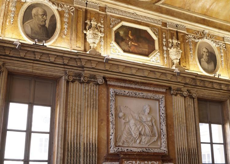 L'hôtel Despringles - Visite Libre à Dijon