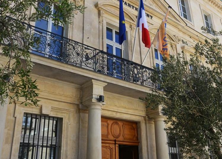 L'hôtel Du Département De Vaucluse Ouvre Ses Portes à Avignon
