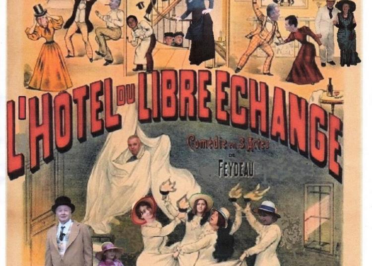 L'hotel du libre échange à Thonnance les Joinville