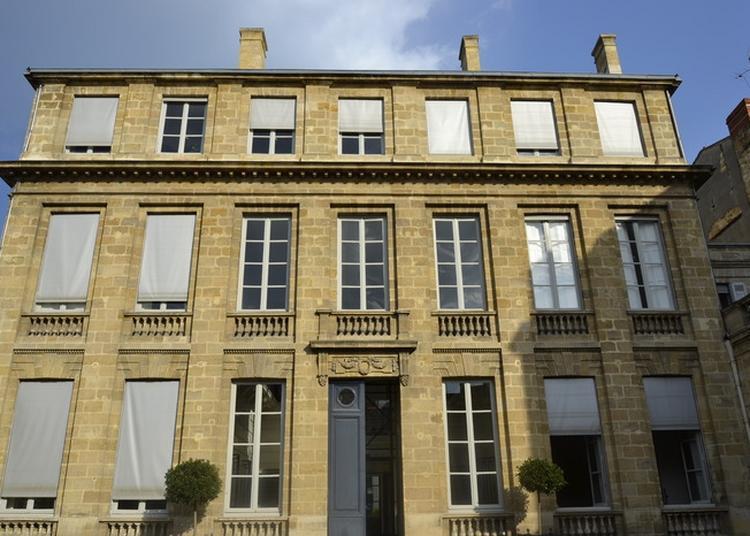 L'hôtel Nairac Vous Ouvre Ses Portes à Bordeaux