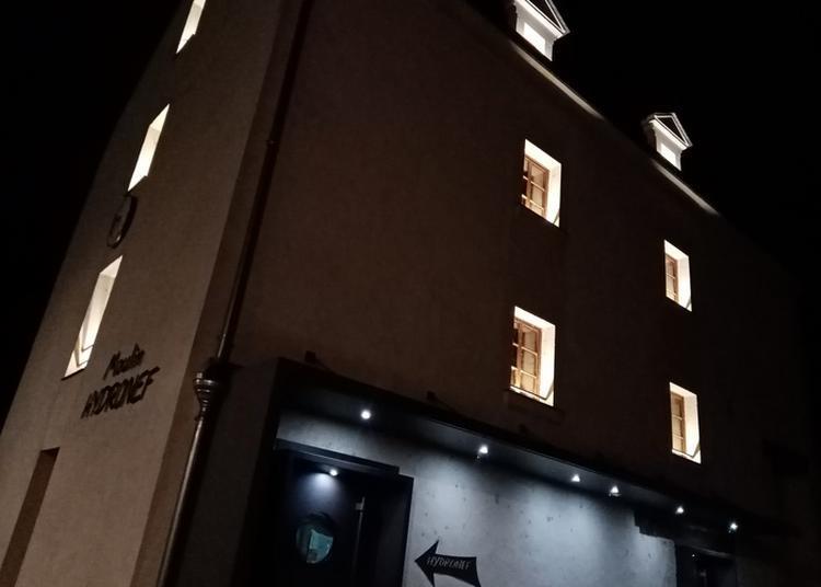L'hydronef : Visite à La Lampe Torche à Jumelles