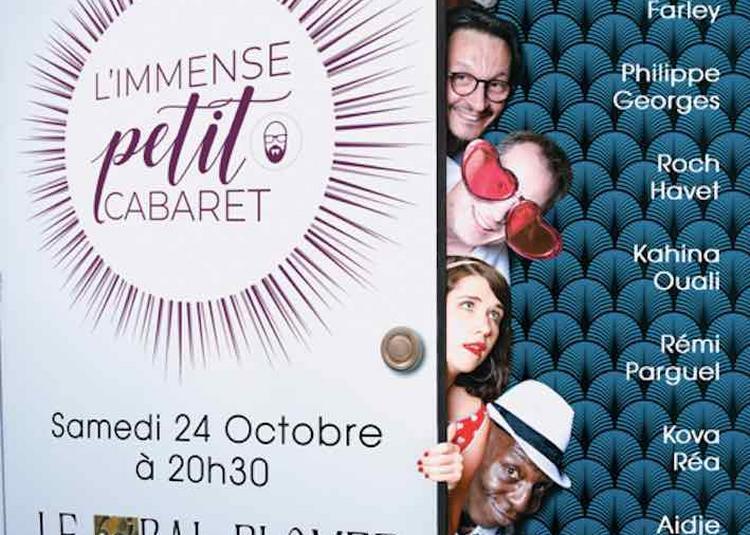 L'immense Petit Cabaret à Paris à Paris 15ème