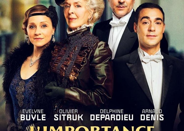 L'Importance D'être Constant à Paris 17ème