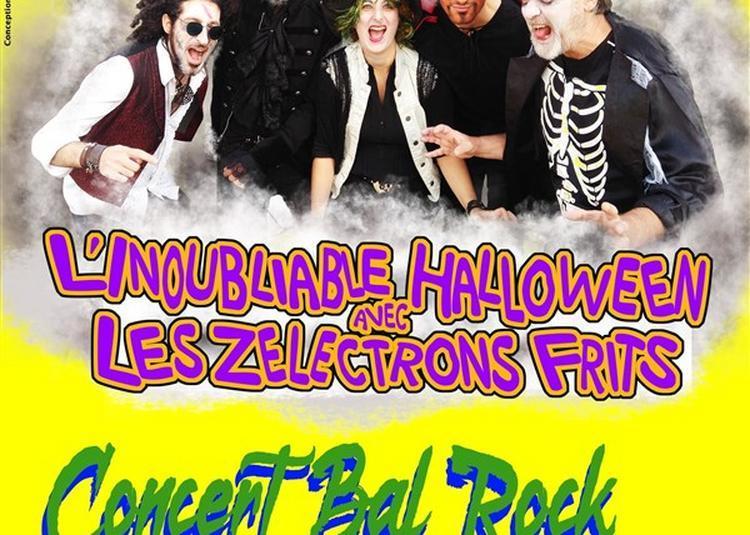 L'Inoubliable Halloween Avec Les Zélectrons Frits à Paris 13ème