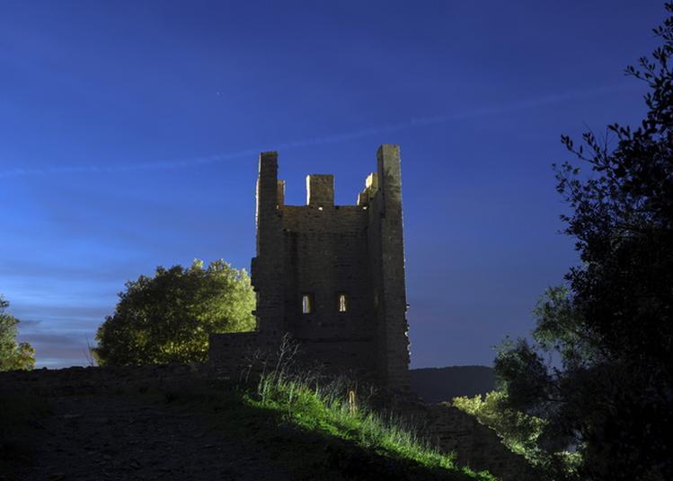 L'instant Archéo: Le Château à Hyeres