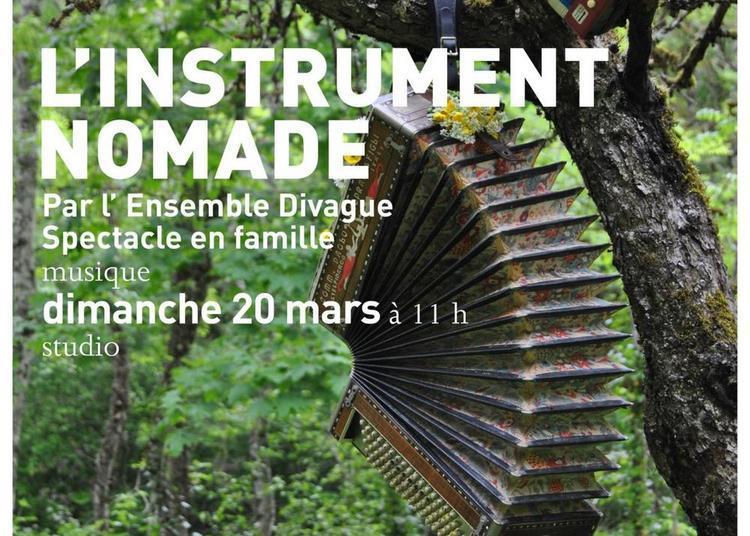 L'instrument nomade à Auxerre