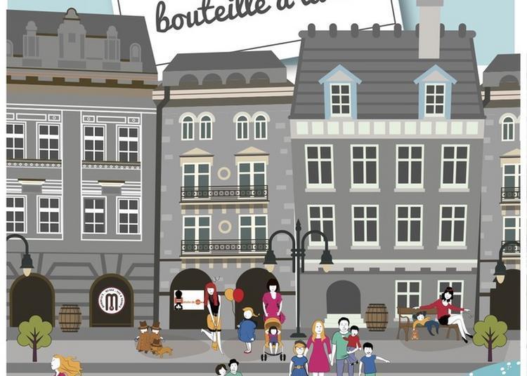 L'énigme De La Bouteille à La Mer à Bordeaux