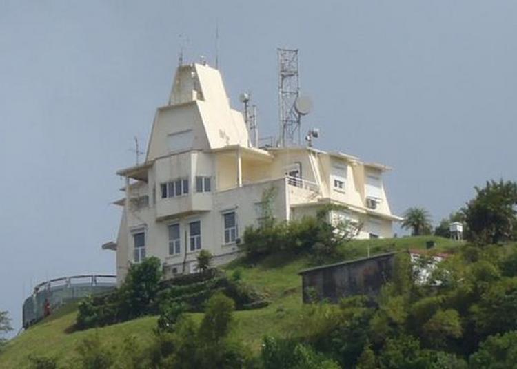 L'observatoire Volcanologique Et Sismologique De Martinique à Fonds Saint Denis