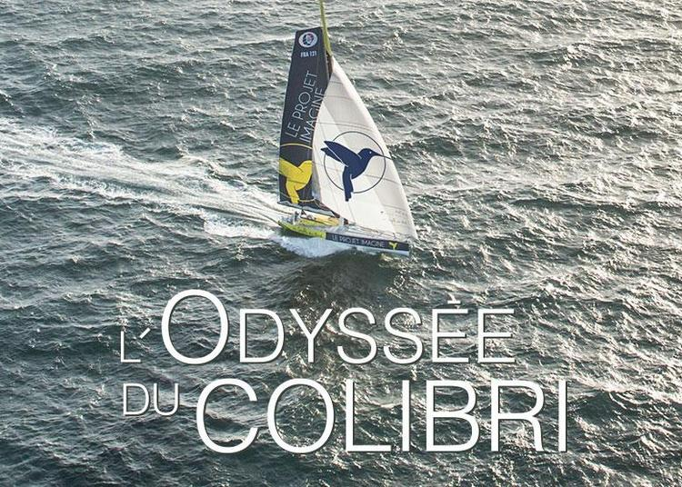 L'odyssee Du Colibri à Cannes
