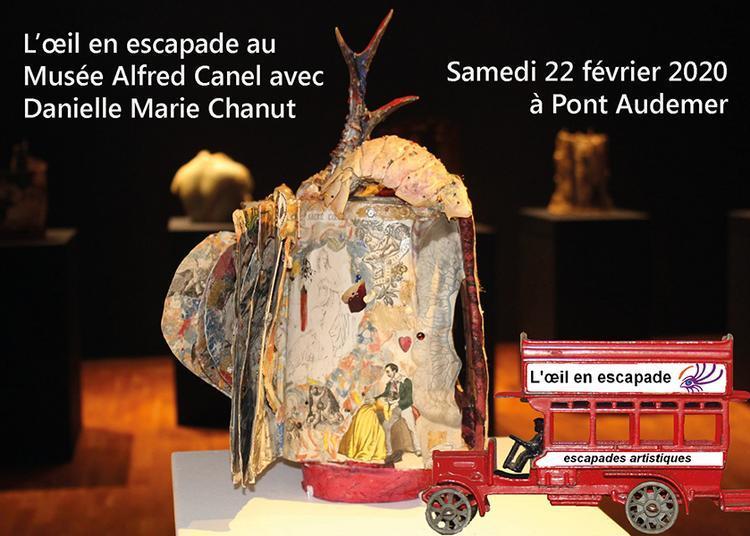 L'oeil en escapade avec Danielle Marie Chanut à Pont Audemer à Paris 16ème