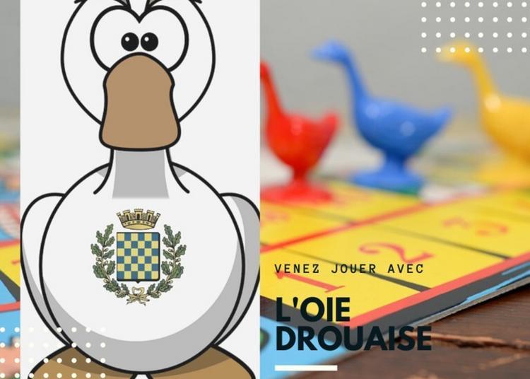 L'oie Drouaise à Dreux