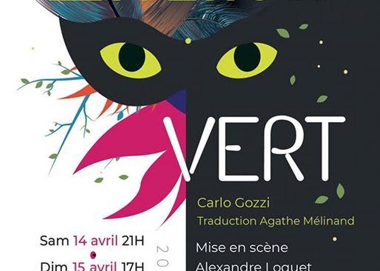 L'Oiseau Vert (Fable théâtrale) à Nantes
