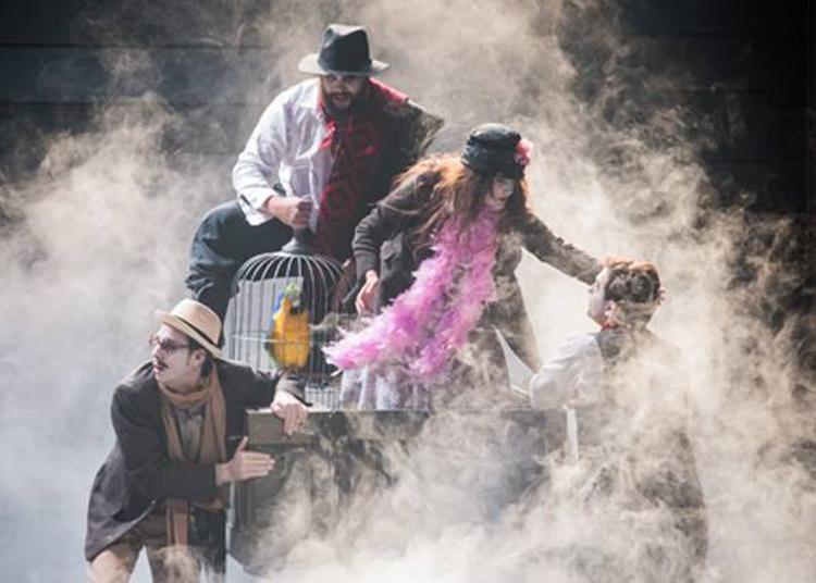 L'Ombre de Venceslao - Opéra / Martin Matalon / d'après Copi à Reims