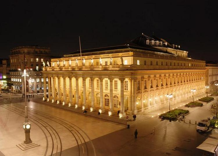 L'opéra National De Bordeaux Vous Ouvre Ses Portes