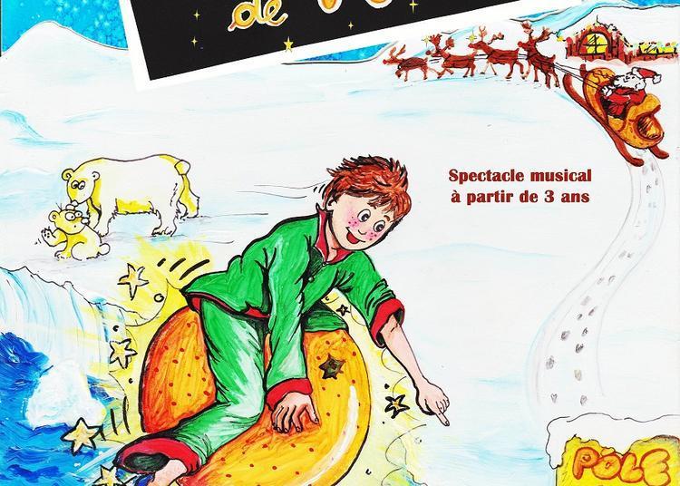 L Orange De Noel -  Des 3 Ans à Lyon