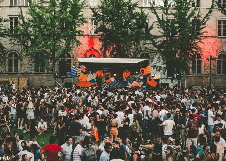 L'orangeade X Délicieuse Musique à Bordeaux