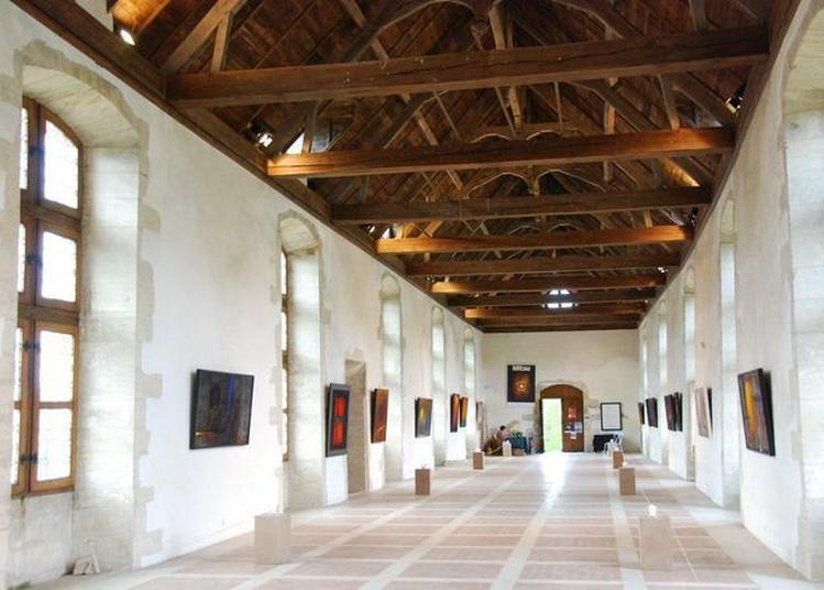 L'orangerie : Galeries, Jardins Et La Grande Exposition De L'illustrateur Laurent Audouin à La Mothe saint Heray