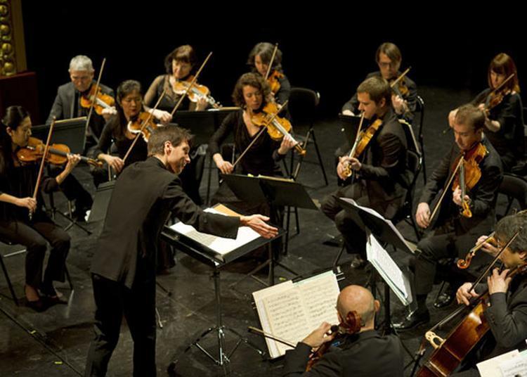 L'Orchestre D'Auvergne à Châtel Guyon