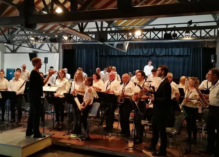 L'Orchestre D'Harmonie Concert de Noël à Romilly sur Seine