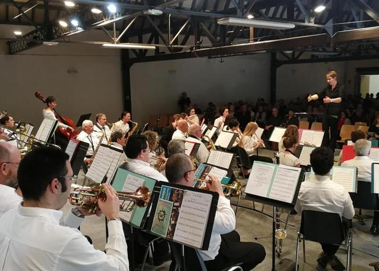 L'Orchestre d'Harmonie de Printemps à Romilly sur Seine