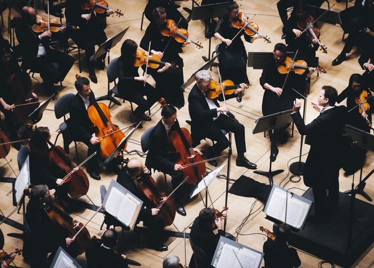 L'orchestre National De Lyon Aux Subsistances