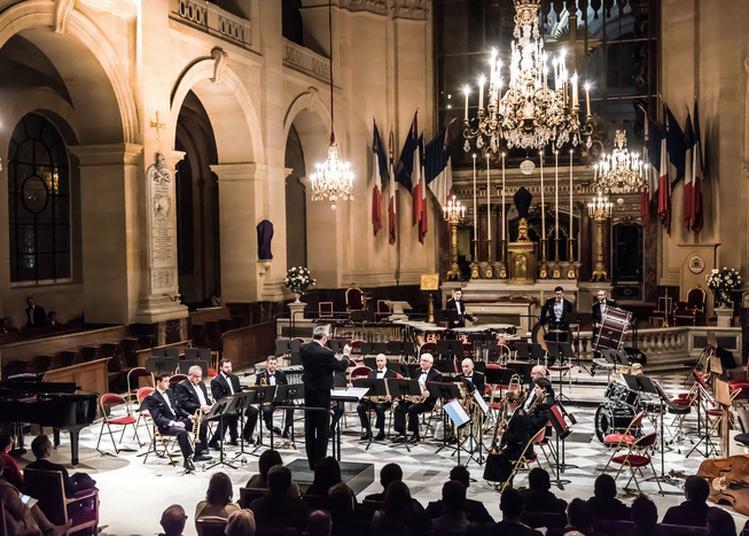 L'orchestre Occitania à Paris 7ème