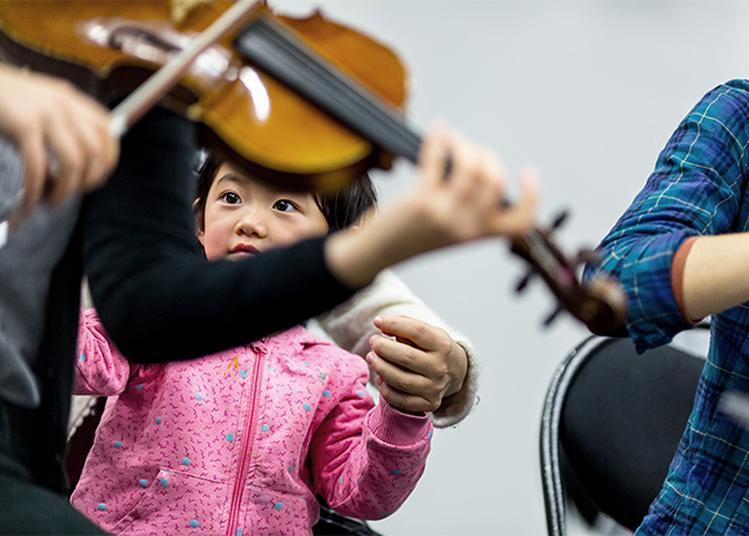 L'orchestre vous ouvre ses portes à Paris 18ème