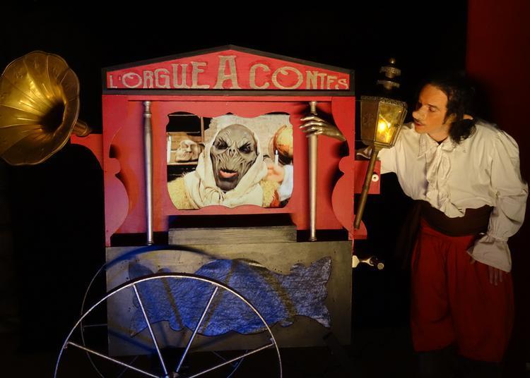 L'orgue à contes à Arnage