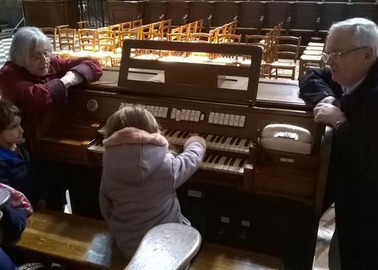 L'orgue Pour Les Petits Doigts à Bourges