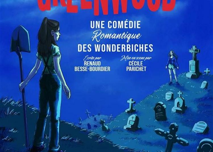 L'Oubliée Du Cimetière De Greenwood à Paris 18ème